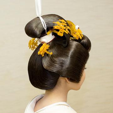 日本髪サンプル1