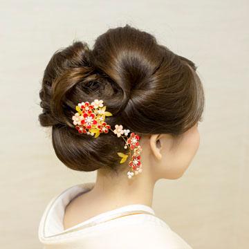 日本髪サンプル2