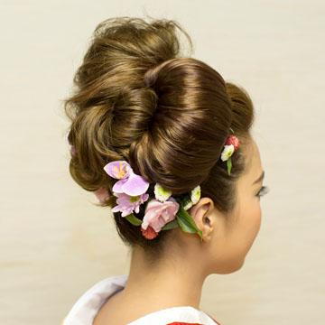 日本髪サンプル3